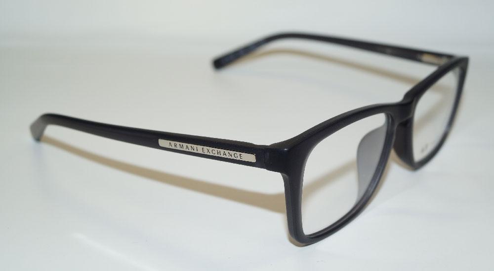 ARMANI EXCHANGE AX 3012 8020 Gr.54 Brillenfassung Eyeglasses Frame