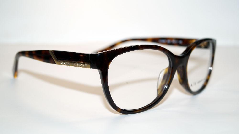 ARMANI EXCHANGE AX 3032 8037 Gr.53 Brillenfassung Eyeglasses Frame