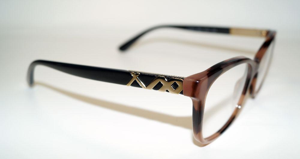 BURBERRY Brillenfassung Brillengestell Eyeglasses Frame BE 2242 3623 Gr.51