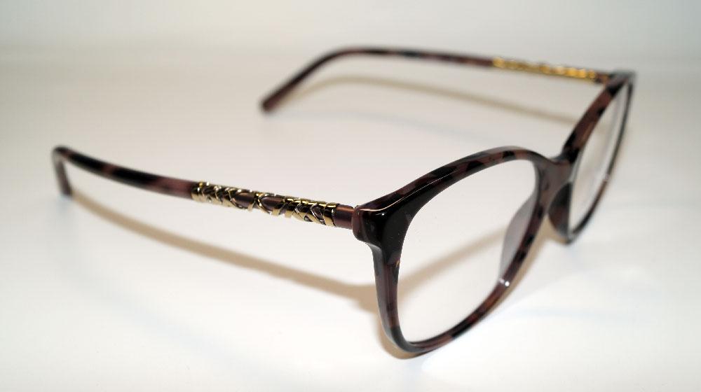 BURBERRY Brillenfassung Brillengestell Eyeglasses Frame BE 2245 3624 Gr.52