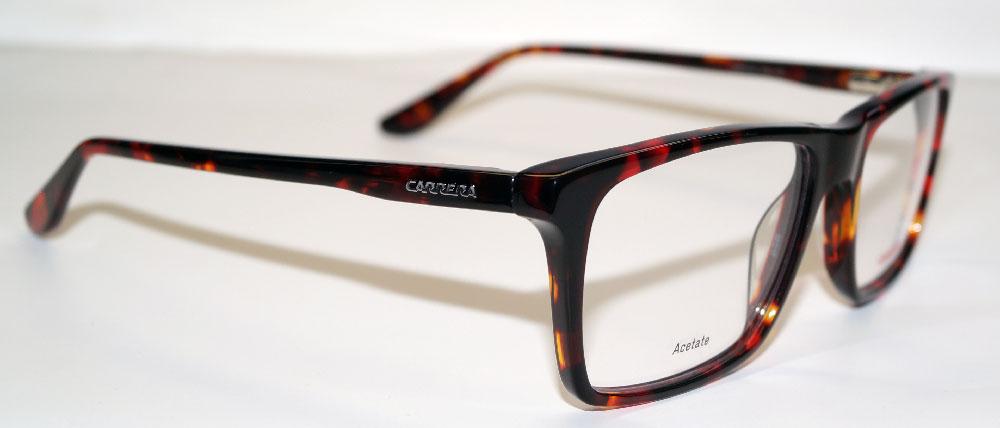 CARRERA Brillenfassung Brillengestell Eyeglasses Frame CA 6637 TKH Gr.52