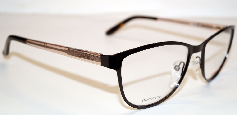 CARRERA Brillenfassung Brillengestell Eyeglasses Frame CA 6651 SQU Gr.54