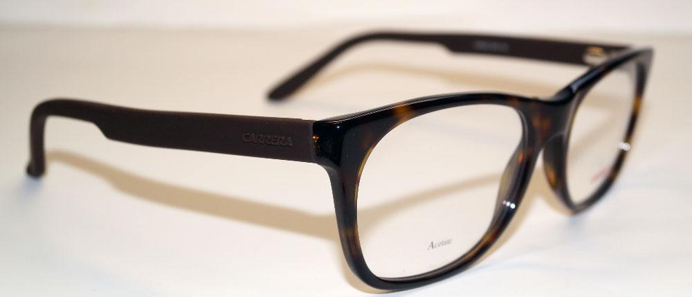 CARRERA Brillenfassung Brillengestell Eyeglasses Frame CA 6652 GPS Gr.53