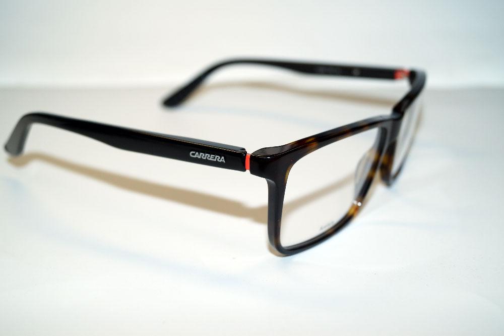 CARRERA Brillenfassung Brillengestell Eyeglasses Frame CA 8801 TRD Gr.57