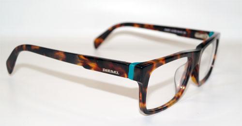 DIESEL Brillenfassung Brillengestell Eyeglasses Frame DL 4071 052