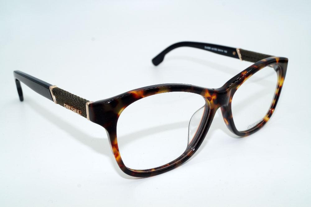 DIESEL Brillenfassung Brillengestell Eyeglasses Frame DL 4085 052