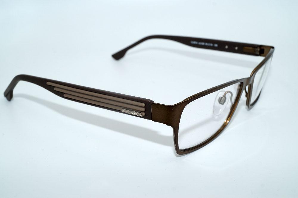 DIESEL Brillenfassung Brillengestell Eyeglasses Frame DL 5014 048
