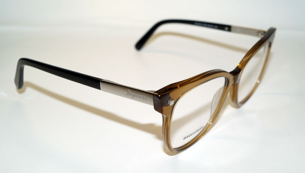 DSQUARED2 Brillenfassung Brillengestell Eyeglasses DQ 5214 045 Gr.54