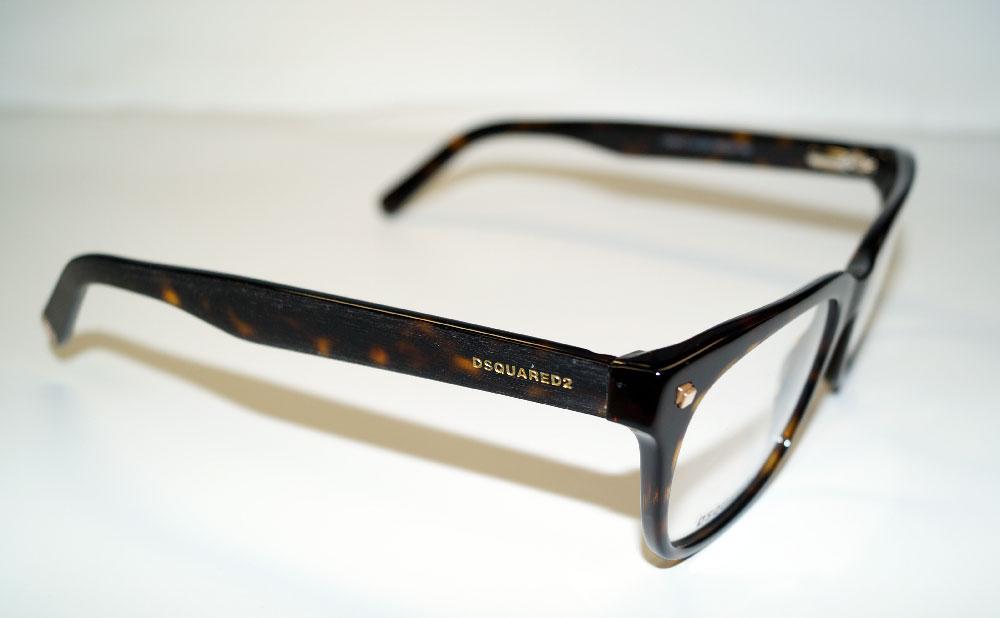 DSQUARED2 Brillenfassung Brillengestell Eyeglasses DQ 5215 052 Gr.52
