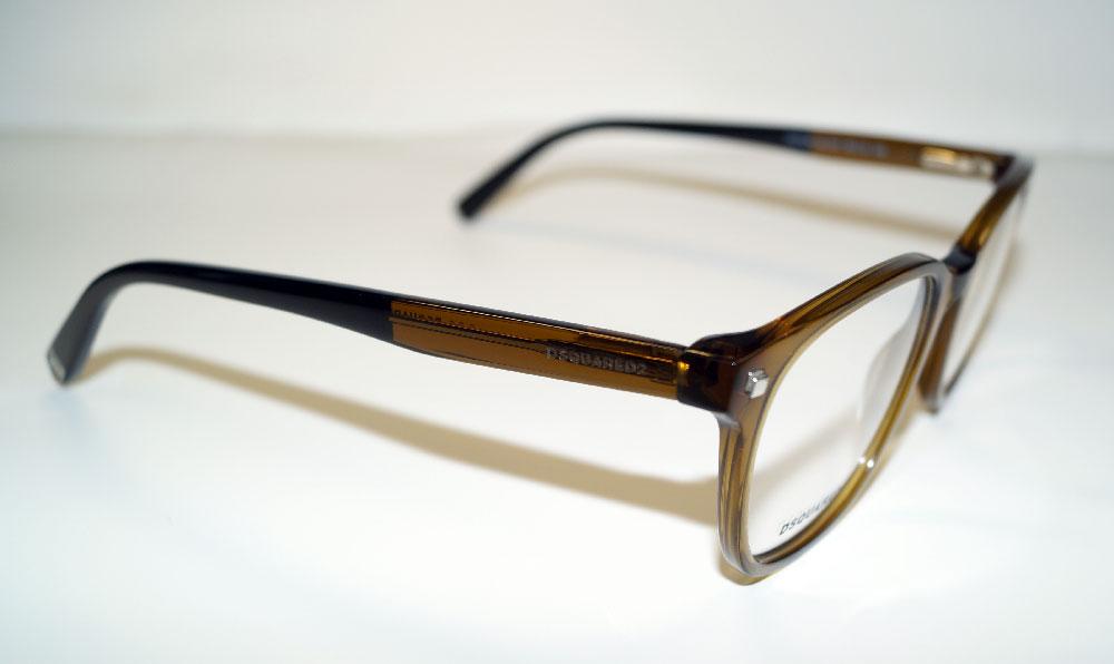 DSQUARED2 Brillenfassung Brillengestell Eyeglasses DQ 5228 047 Gr.49