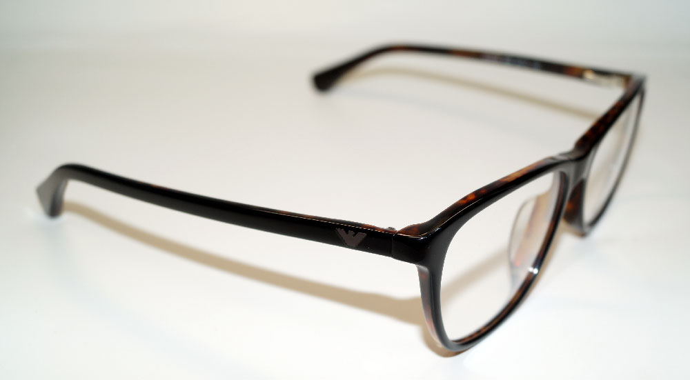 EMPORIO ARMANI Brillenfassung Brillengestell Eyeglasses Frame EA 3075F 5049