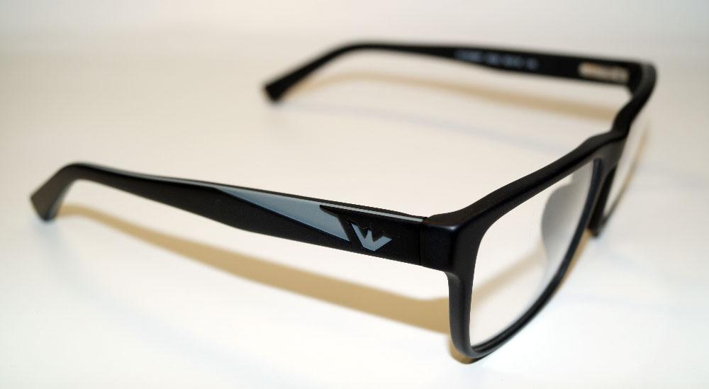 EMPORIO ARMANI Brillenfassung Brillengestell Eyeglasses Frame EA 3080F 5042