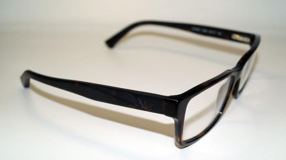 EMPORIO ARMANI Brillenfassung Brillengestell Eyeglasses Frame EA 3087 5026 Gr.54