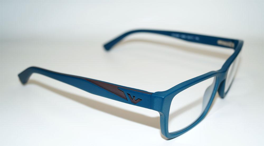 EMPORIO ARMANI Brillenfassung Brillengestell Eyeglasses Frame EA 3087 5508 Gr.54