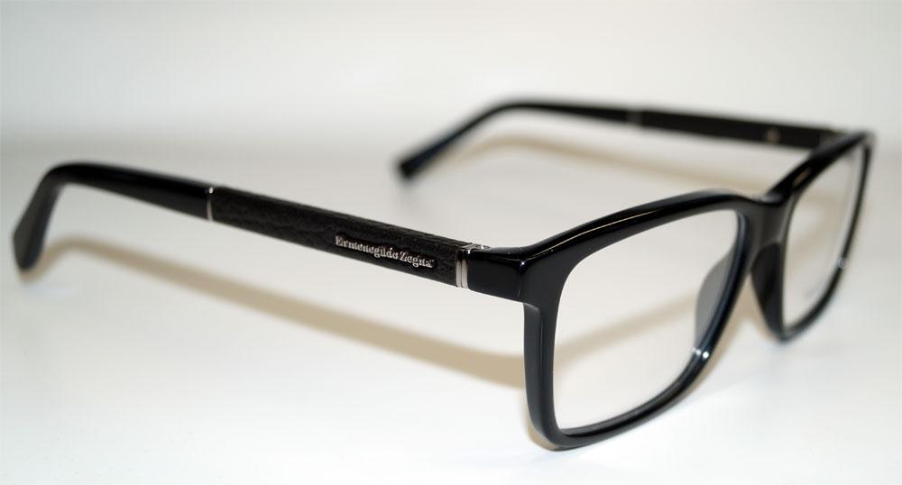 ERMENEGILDO ZEGNA Brillenfassung Brillengestell Eyeglasses Frame EZ5012 001