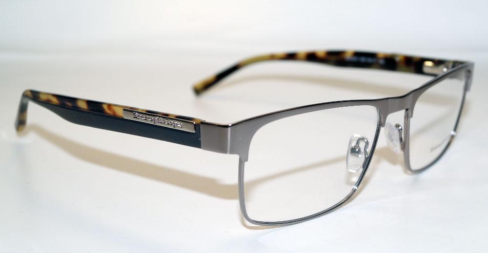 ERMENEGILDO ZEGNA Brillenfassung Brillengestell Eyeglasses Frame EZ 5031 008