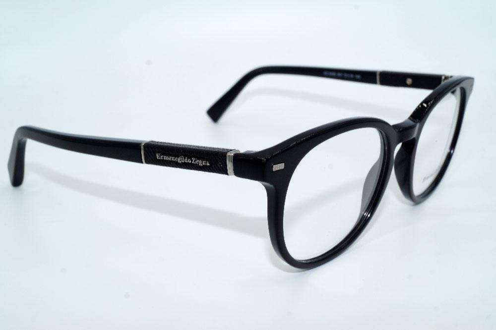 ERMENEGILDO ZEGNA Brillenfassung Brillengestell Eyeglasses Frame EZ 5036 001