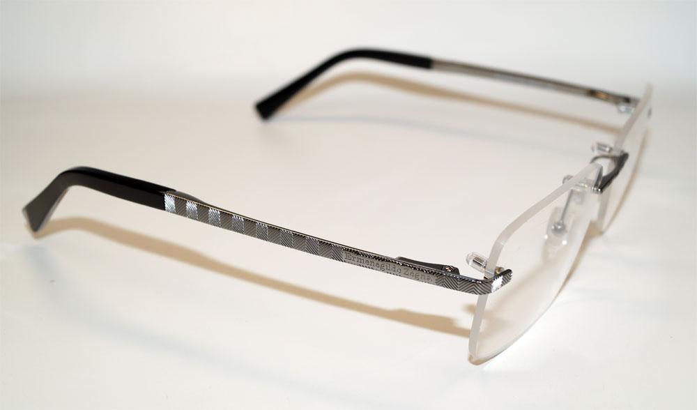 ERMENEGILDO ZEGNA Brillenfassung Brillengestell Eyeglasses Frame EZ 5058 014