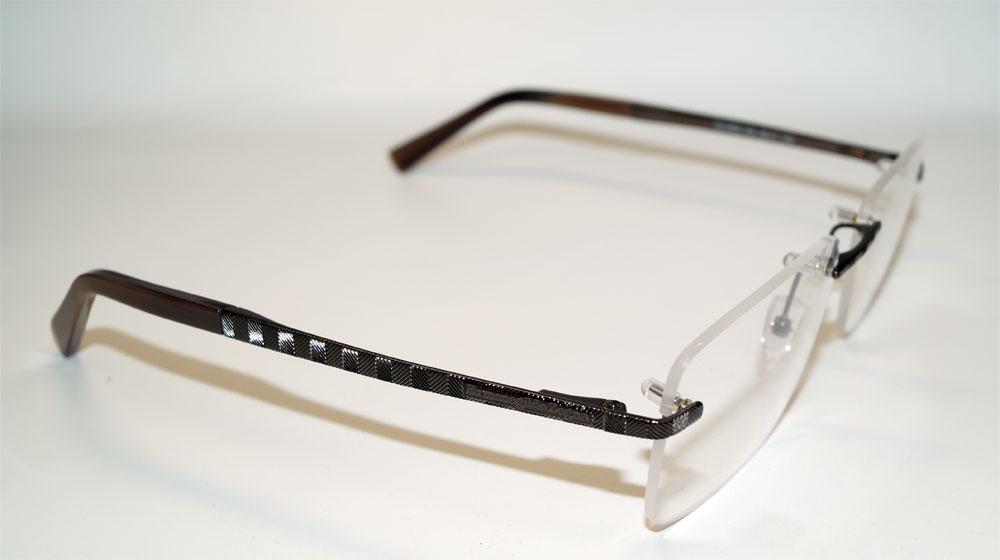ERMENEGILDO ZEGNA Brillenfassung Brillengestell Eyeglasses Frame EZ 5058 034