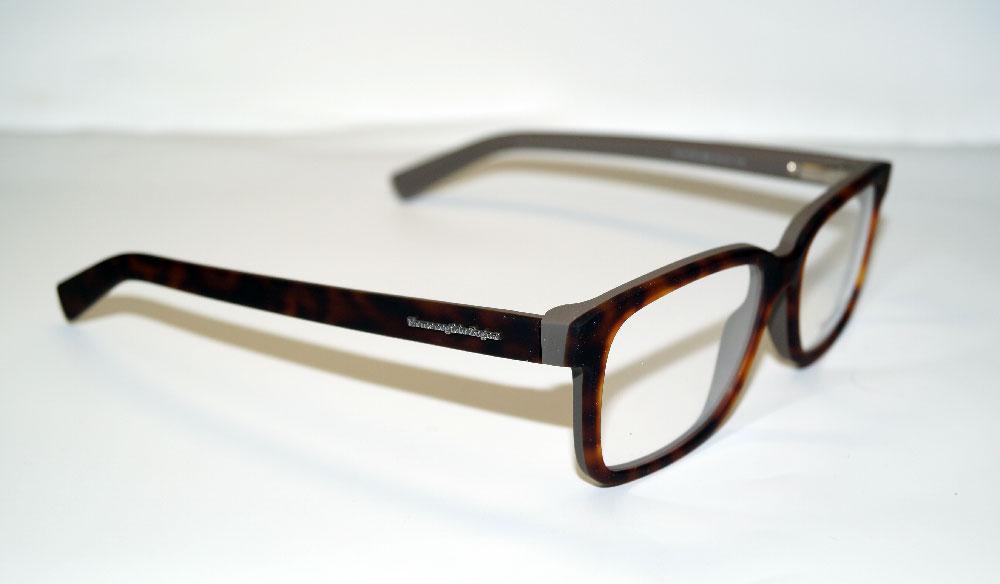 ERMENEGILDO ZEGNA Brillenfassung Brillengestell Eyeglasses Frame EZ 5105 B56