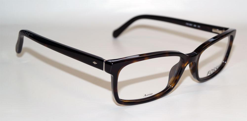 FOSSIL Brillenfassung Brillengestell Eyeglasses Frame FOS 6027 086