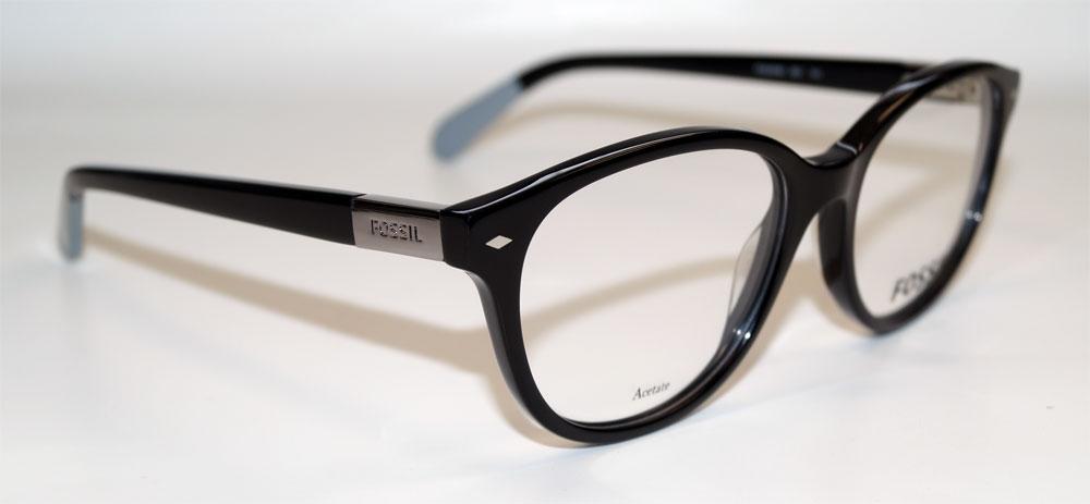 FOSSIL Brillenfassung Brillengestell Eyeglasses Frame FOS 6046 807