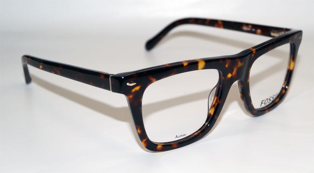 FOSSIL Brillenfassung Brillengestell Eyeglasses Frame FOS 6068 Z61
