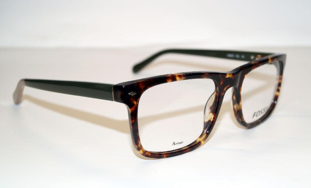 FOSSIL Brillenfassung Brillengestell Eyeglasses Frame FOS 6070 RSL