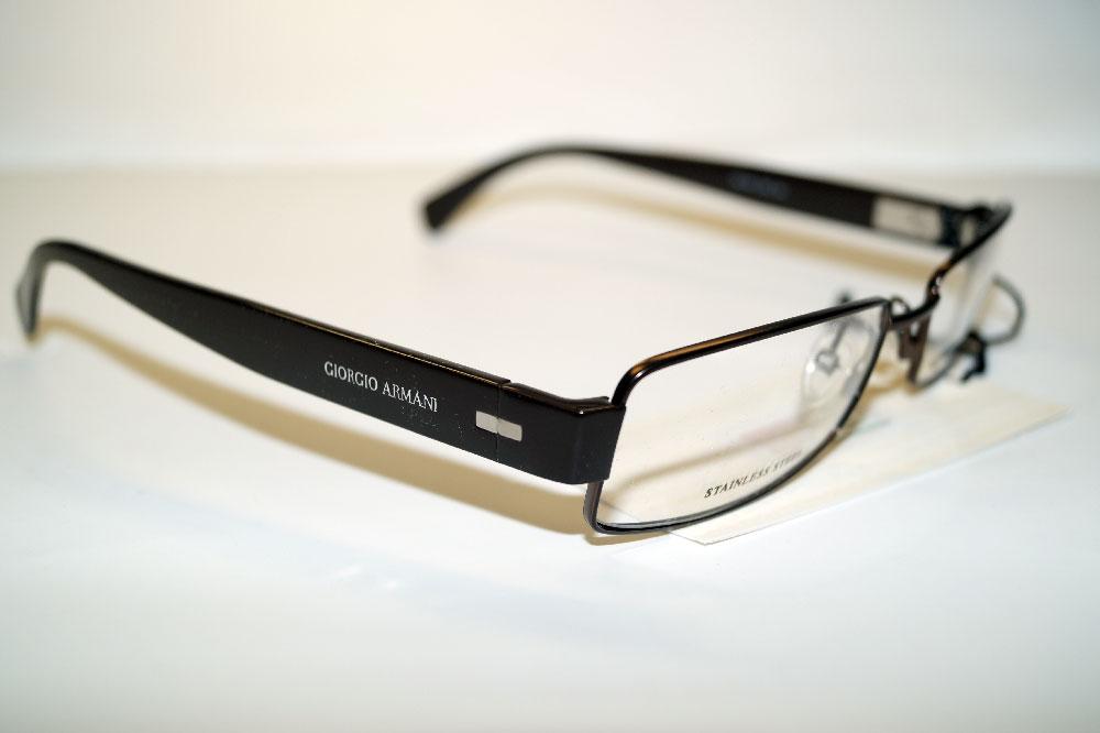 GIORGIO ARMANI Brillenfassung Brillengestell Eyeglasses Frame GA 745 ZZ6