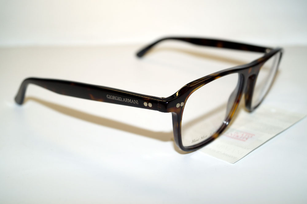 GIORGIO ARMANI Brillenfassung Brillengestell Eyeglasses Frame GA 965 086 Gr.51