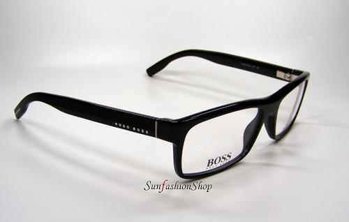 HUGO BOSS Brillenfassung Brillengestell Eyeglasses Frame BOSS 0523 807