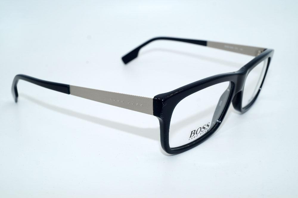 HUGO BOSS Brillenfassung Brillengestell Eyeglasses Frame BOSS 0429 E75