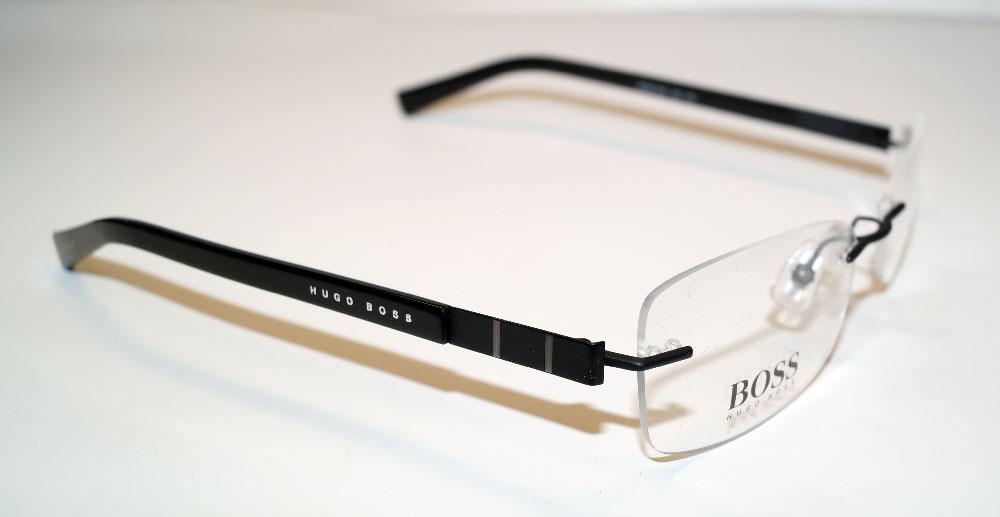 HUGO BOSS Brillenfassung Brillengestell Eyeglasses Frame BOSS 0535 10G