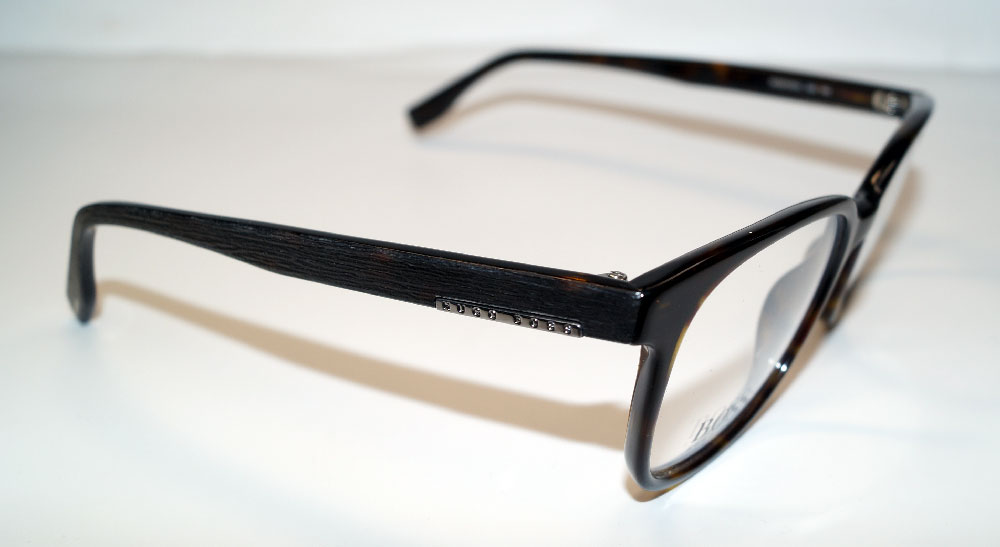 HUGO BOSS Brillenfassung Brillengestell Eyeglasses Frame BOSS 0642 086