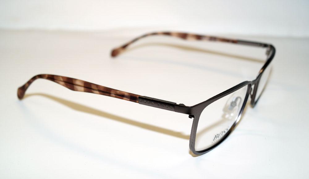 HUGO BOSS Brillenfassung Brillengestell Eyeglasses Frame BOSS 0828 Z0I