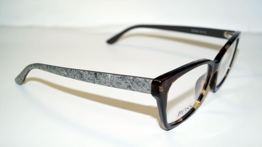 HUGO BOSS Brillenfassung Brillengestell Eyeglasses Frame BOSS 0891 1GS