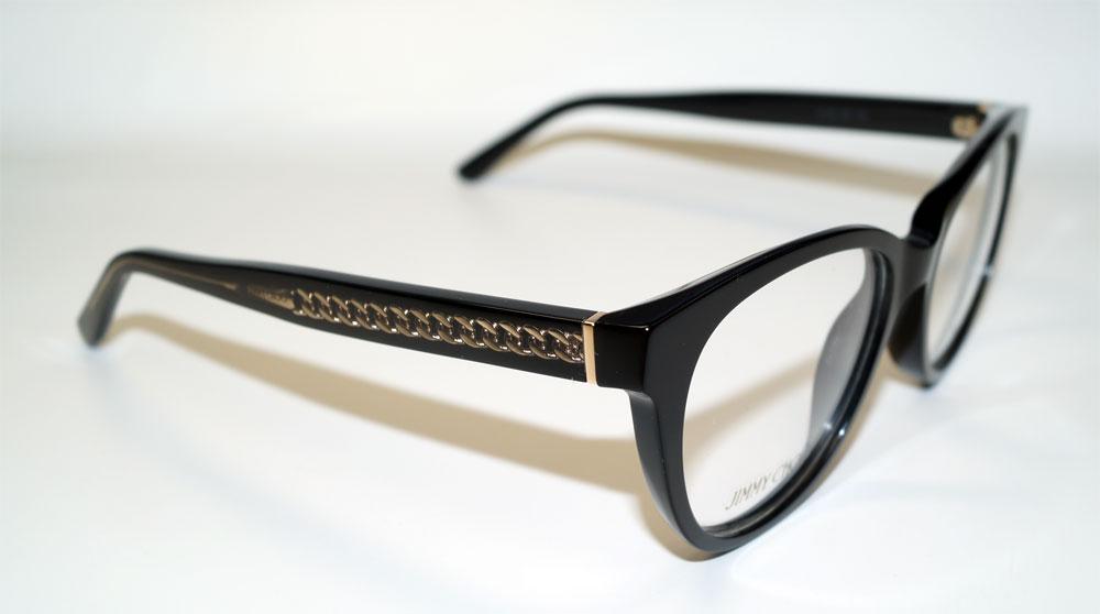 JIMMY CHOO Brillenfassung Brillengestell Eyeglasses Frame JC 194 807