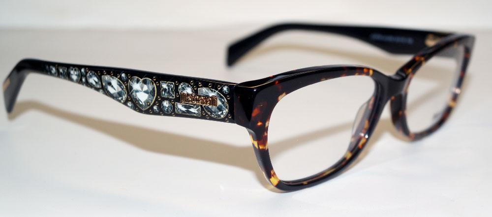 JUST CAVALLI Brillenfassung Brillengestell Eyeglasses JC 0746 052