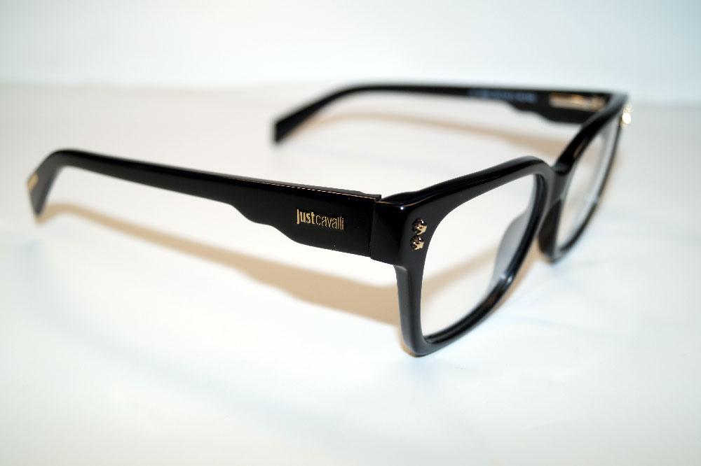 JUST CAVALLI Brillenfassung Brillengestell Eyeglasses JC 0800 001