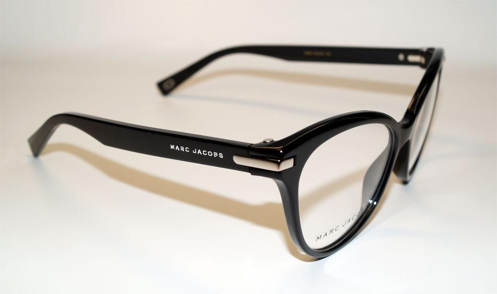 MARC JACOBS Brillenfassung Brillengestell Eyeglasses Frame MARC 188 807 Gr.54
