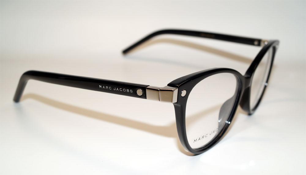 MARC JACOBS Brillenfassung Brillengestell Eyeglasses Frame MARC 20 807 Gr.51