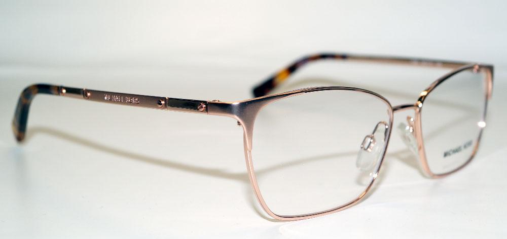 MICHAEL KORS Brillenfassung Brillengestell Eyeglasses MK 3001 1026 Gr.52