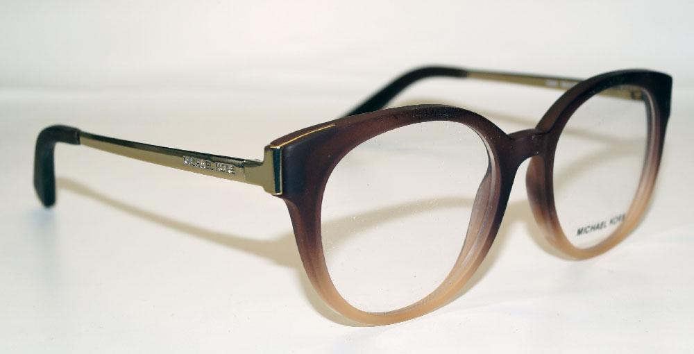 MICHAEL KORS Brillenfassung Brillengestell Eyeglasses MK 8010 3044 Gr.50