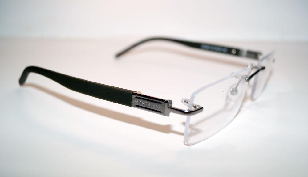 MONT BLANC Brillenfassung Brillengestell Eyeglasses MB 0382 015 Gr.55