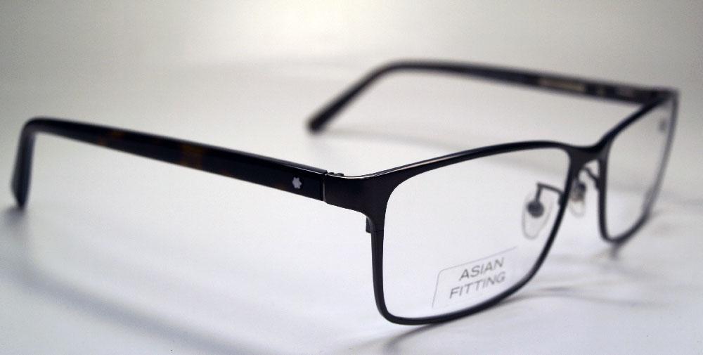 MONT BLANC Brillenfassung Brillengestell Eyeglasses MB 0543 009 Gr.60