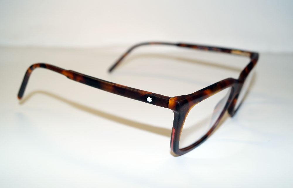 MONT BLANC Brillenfassung Brillengestell Eyeglasses MB 0553 052 Gr.53