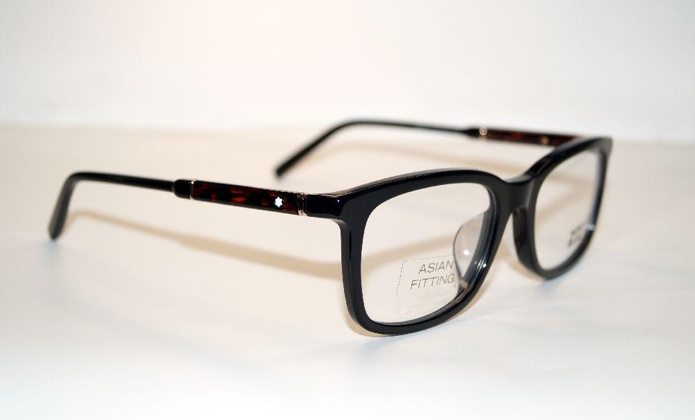 MONT BLANC Brillenfassung Brillengestell Eyeglasses MB 0638 005 Gr.54