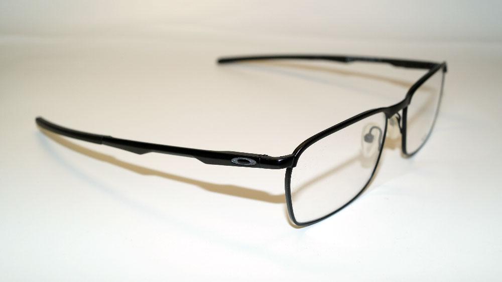 OAKLEY Brillenfassung Brillengestell Eyeglasses Frame OX 3186 01 Conductor