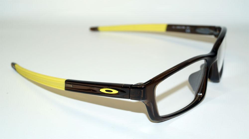 OAKLEY Brillenfassung Brillengestell Eyeglasses Frame OX 8041 03 CROSSLINK 56