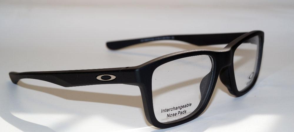 OAKLEY Brillenfassung Brillengestell Eyeglasses Frame OX 8107 01 Splinter Gr.51